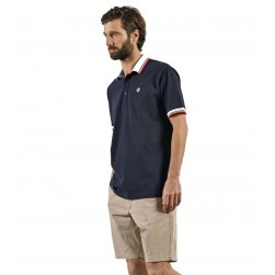 Polo homme nautique Middle marine