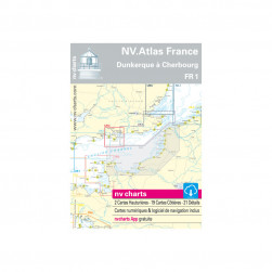FR 1 NV. ATLAS FRANCE (OOSTENDE A CHERBOURG)