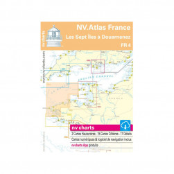 FR 4 NV. ATLAS FRANCE (LES SEPT ILES A DOUARNENEZ)