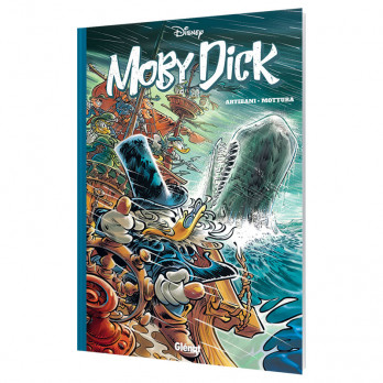 BD Disney Moby Dick