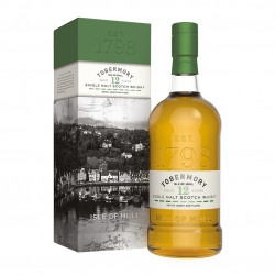 Whisky Tobermory 12 ans