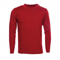 Pull marin Tim - rouge