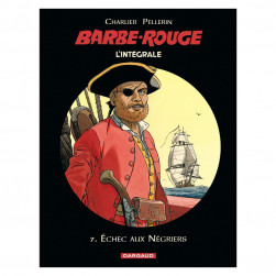 Barbe-Rouge Intégrale tome 7